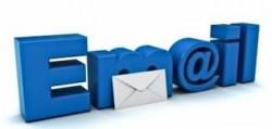 اعمام حول استلام طلباتكم الخاصة بالنافذة عبر البريد الالكتروني