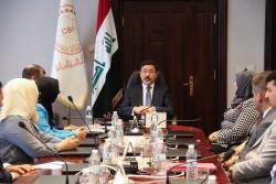 محافظ البنك المركزي العراقي يكرم اوائل الدبلوم العالي للتخطيط الستراتيجي