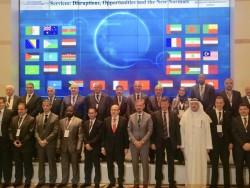 معالي محافظ البنك المركزي العراقي يشارك في المنتدى العالمي لمجلس البنوك الاسلامية