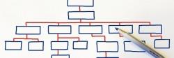 الهيكل التنظيمي لدائرة المدفوعات