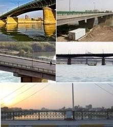 مشروع إعادة تأهيل جسور (باب المعظم والأحرار والشهداء والسنك والأئمة)