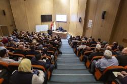 البنك المركزي يقيم ورشة عمل تمهيداً لتصنيف المصارف العاملة في العراق دولياً