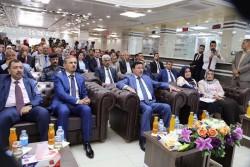 معالي محافظ البنك المركزي يشارك في احتفالية المصرف الدولي الإسلامي