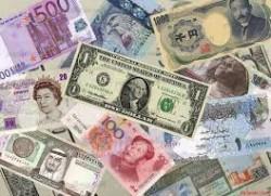 نشرة اسعار العملات والذهب لسنة /2014