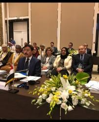 محافظ البنك المركزي العراقي يشارك في اجتماع مجلس محافظي المصارف المركزية