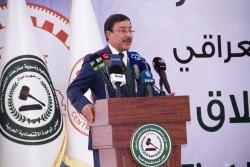 محافظ البنك المركزي يرعى المؤتمر العراقي الأول لشركات التوسط ببيع وشراء العملات الاجنبية