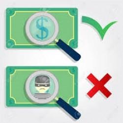 دورة تدريبية بعنوان كشف تزييف وتزوير العملة المحلية والأجنبية ومضاهاتها بالعملة الحقيقية للمدة من 12-13 /2019/3
