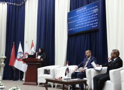 ورشة عمل الشمول المالي في فرع الموصل