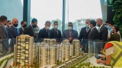مؤكدا على دعمه (صنع في العراق)..محافظ البنك المركزي العراقي يتفقد عددا من المشاريع الاستثمارية في بغداد