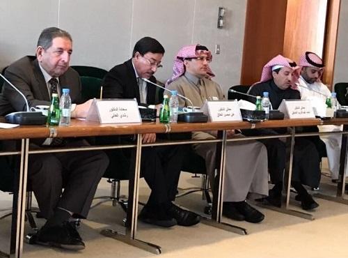 بدعوة من مؤسسة النقد العربي السعودي البنك المركزي يشارك في اجتماعات الرياض
