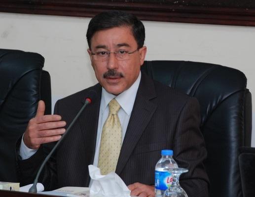 محافظ البنك المركزي العراقي يلتقي رئيس اللجنة الرقابية على المصارف اللبنانية