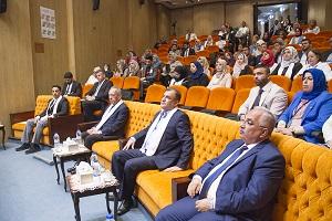 البنك المركزي يقيم احتفالية اليوم العربي للشمول المالي