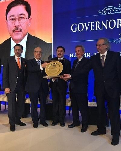 تسمية محافظ البنك المركزي العراقي  كأفضل محافظ بنك مركزي عربي لعام 2018