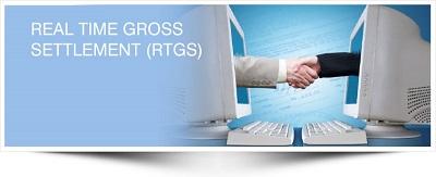نظام التسوية الاجمالية الانية (RTGS)