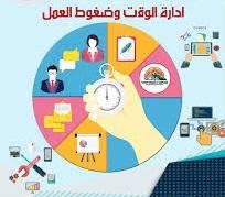 دورة إدارة الوقت وضغوط العمل للمدة 9/30-2019/10/3