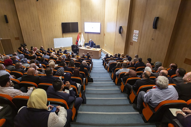 The Central Bank holds a workshop in preparation for the classification of banks operating in Iraq internationally