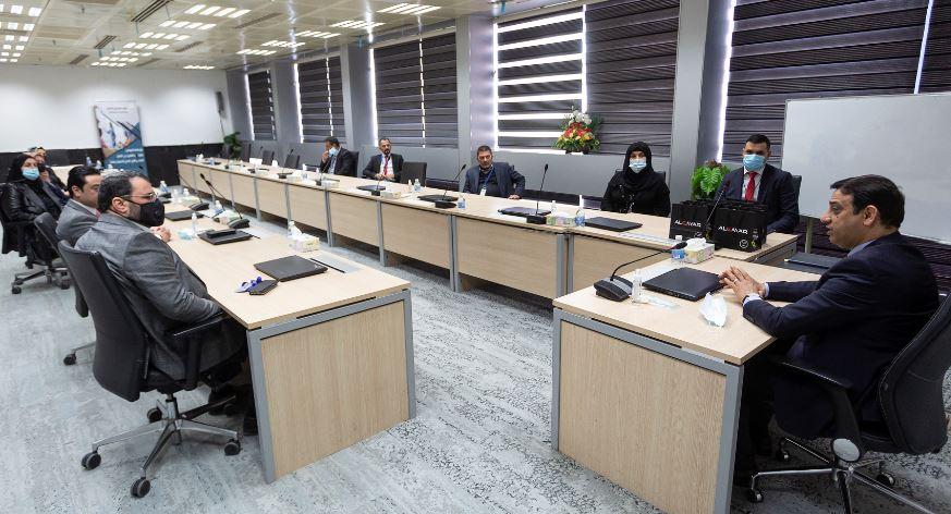 مركز الدراسات المصرفية في البنك المركزي يكرم أساتذة البرامج التدريبية