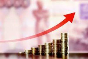 الرسم البياني لمعدل التضخم والتضخم الاساس