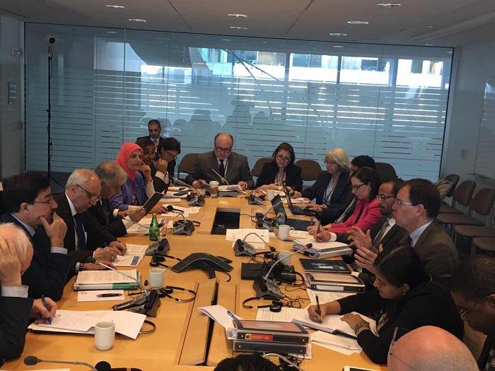 (بيان) العراق يناقش برنامج الاستعداد الائتماني مع صندوق النقد الدولي