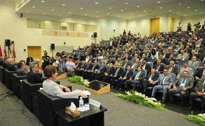 البنك المركزي العراقي يشارك في منتدى الاقتصاد العربي