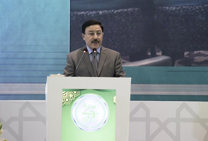 معالي محافظ البنك المركزي يشارك في احتفالية المصرف العراقي الاسلامي