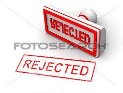قرار رفض التظلم رقم (13)