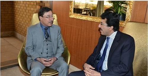 """حوار صحيفة """"العربي الأفريقي"""" مع الدكتور علي العلاق محافظ البنك المركزي العراقي"""