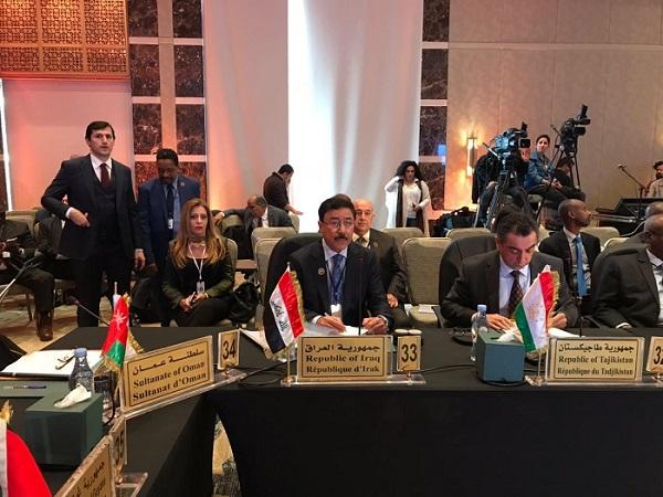 محافظ البنك المركزي العراقي يشارك في الاجتماع الدوري للبنك الاسلامي للتنمية