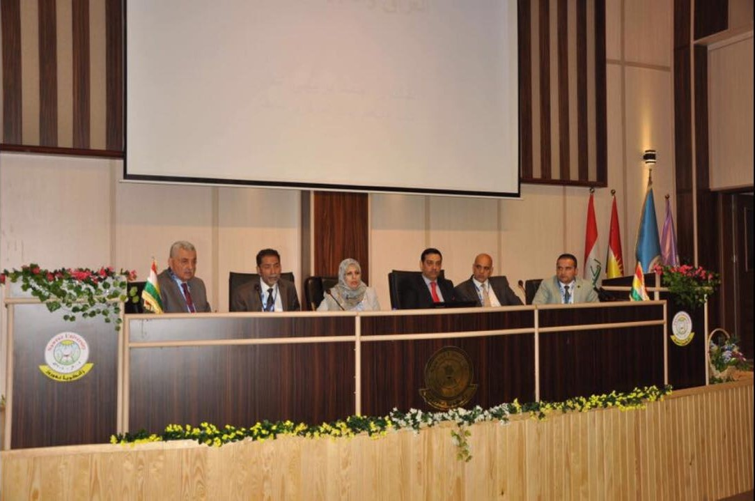 البنك المركزي العراقي يشارك في ندوة للشمول المالي في جامعة نوروز
