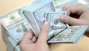 إيداعات الأوراق النقدية الأجنبية (الدولار)