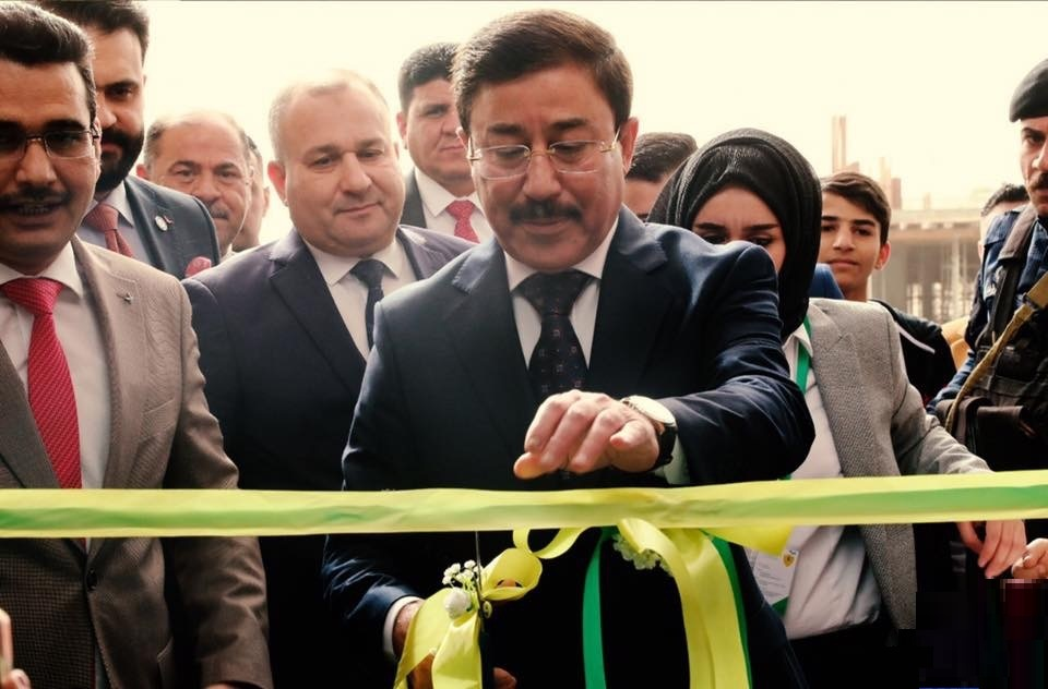 The opening of an academy for cancer fighters in Basra News-154813925711110
