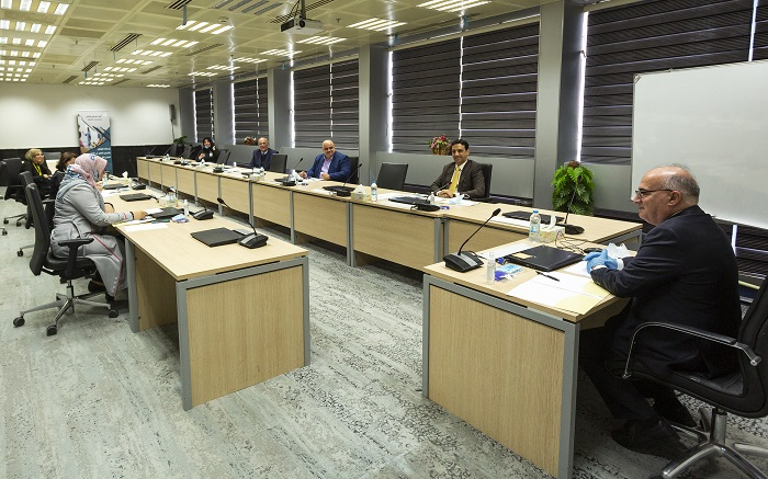 The Center for Banking Studies at the Central Bank holds its first meeting for the year 2020 News-160680833185678