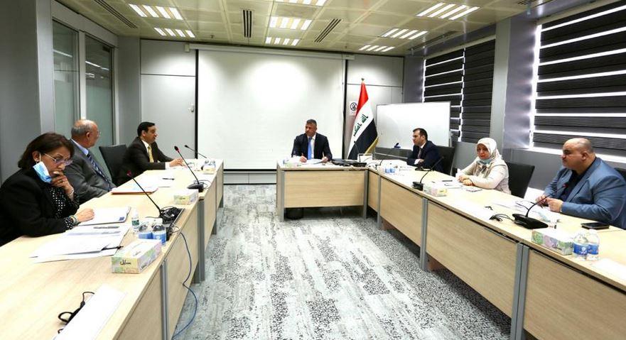 مجلس إدارة مركز الدراسات في البنك المركزي يناقش دعم قطاع المدفوعات