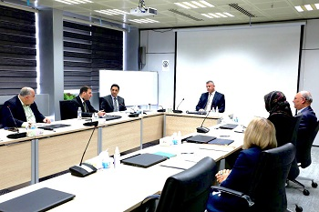 The Board of Directors of the Center for Banking Studies in the Central Bank of Iraq holds its second meeting for the year 2021