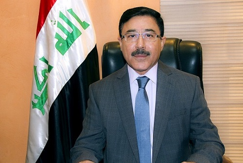 Election of the Governor of the Central Bank of Iraq as Deputy Chairman of the Board of Governors of the Arab Monetary Fund File-151444332648681