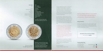 The Polish National Bank put up coins and commemorative commemorative coins for the class (20) zlotys File-155591240566488