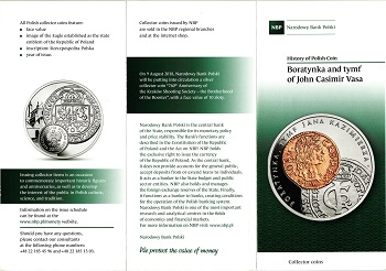 The Polish National Bank put up coins and commemorative commemorative coins for the class (20) zlotys File-15559129911351