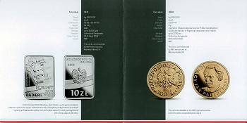 The Polish National Bank put up coins and commemorative commemorative coins for the class (20) zlotys File-155591410642186