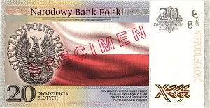 The Polish National Bank put up coins and commemorative commemorative coins for the class (20) zlotys File-155591533516260
