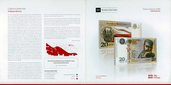 The Polish National Bank put up coins and commemorative commemorative coins for the class (20) zlotys File-155591687633105