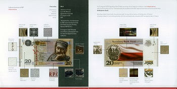 The Polish National Bank put up coins and commemorative commemorative coins for the class (20) zlotys File-155591690029804
