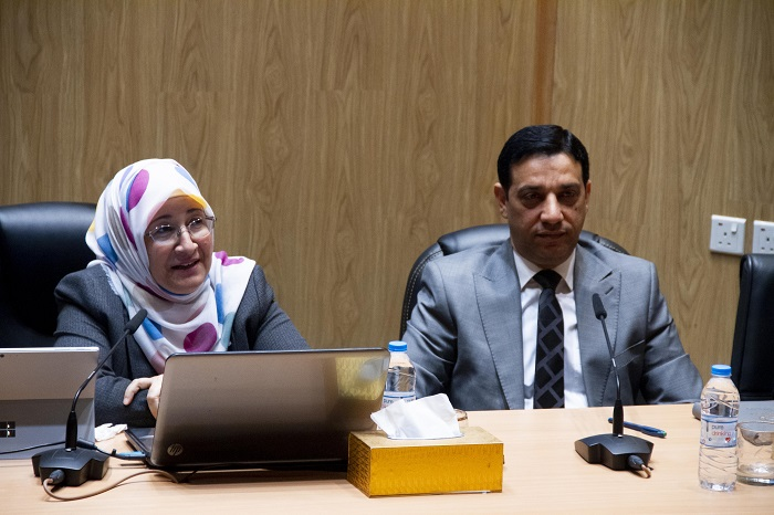 The central bank organizes a dialogue seminar on the governance of government banks File-158280164248355